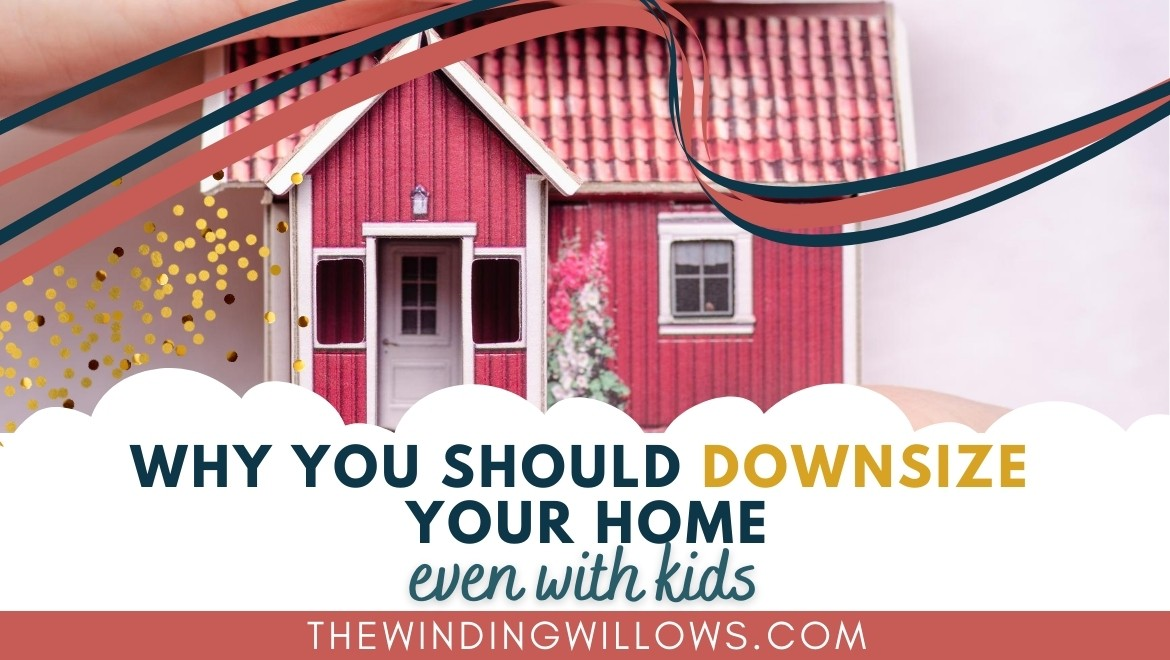 downsizing with kids cover