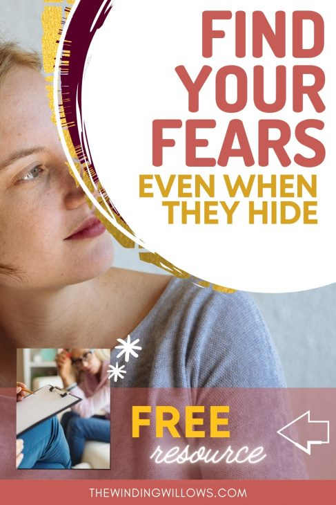find your fears